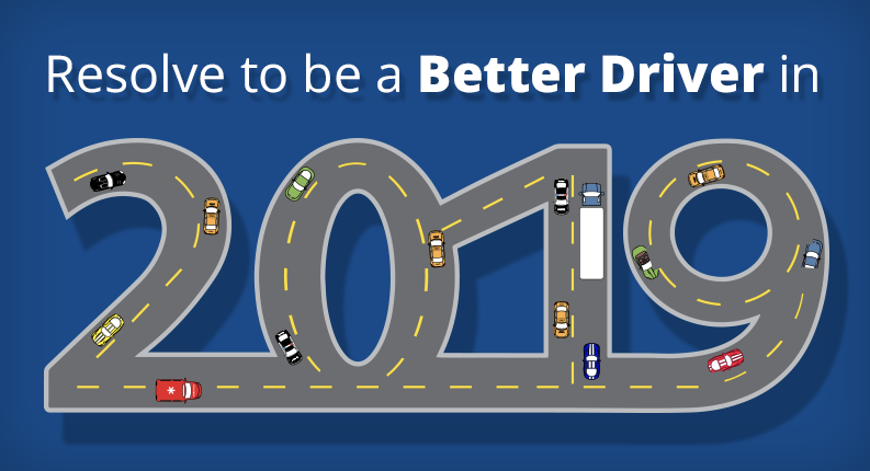 be a better driver 2019