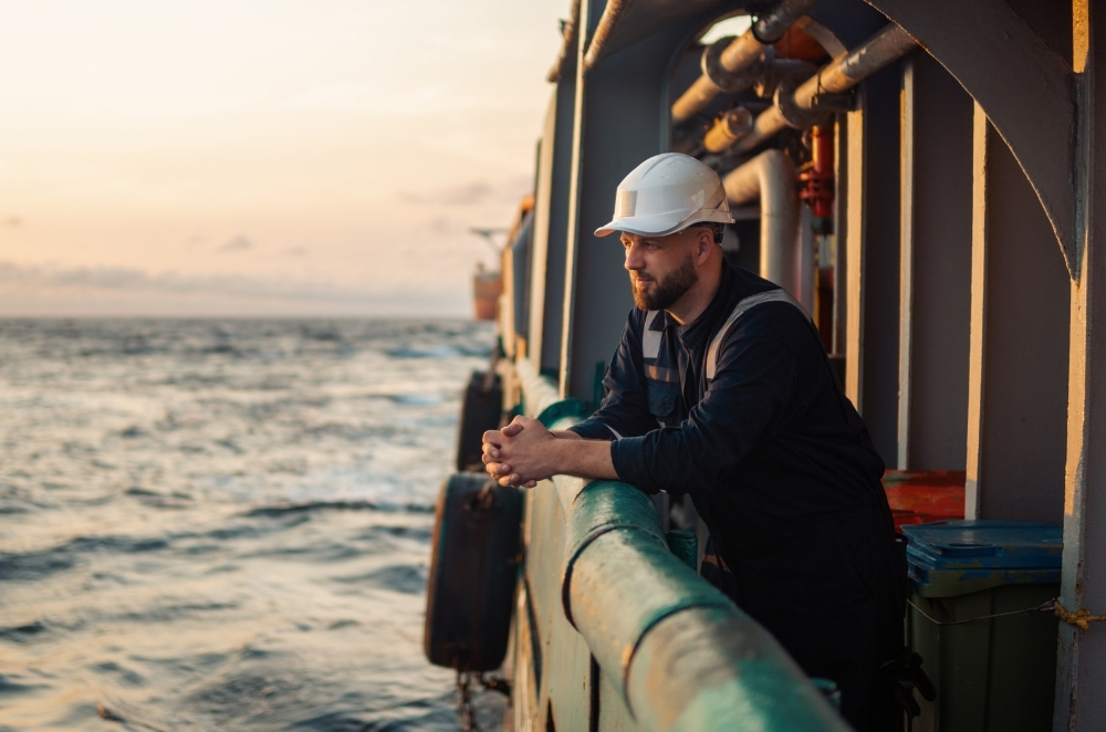 shipping workers and workers' comp